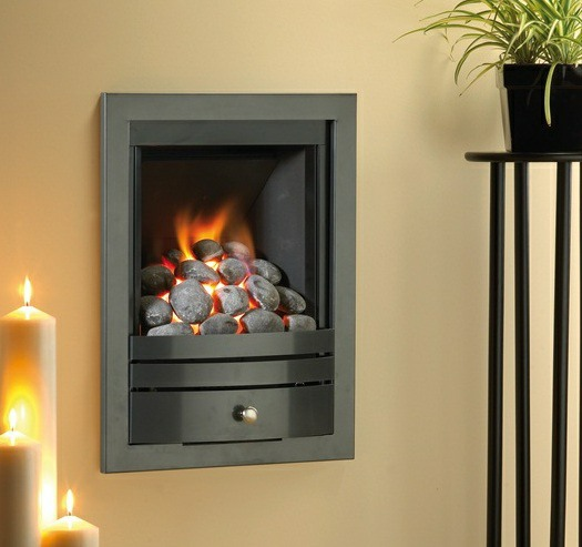 16 Glass Fronted Gas Fires Hole In The Wall 1