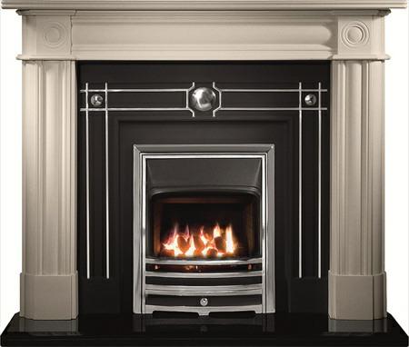 Cast Iron & Steel Fireplace Inserts Shop in London Essex ...