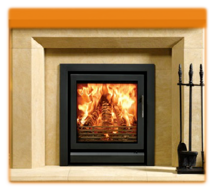 Hearth Mounted Wood Burning Amp Multifuel Cassette Fires